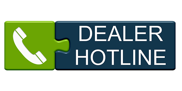 Dealer Hotline