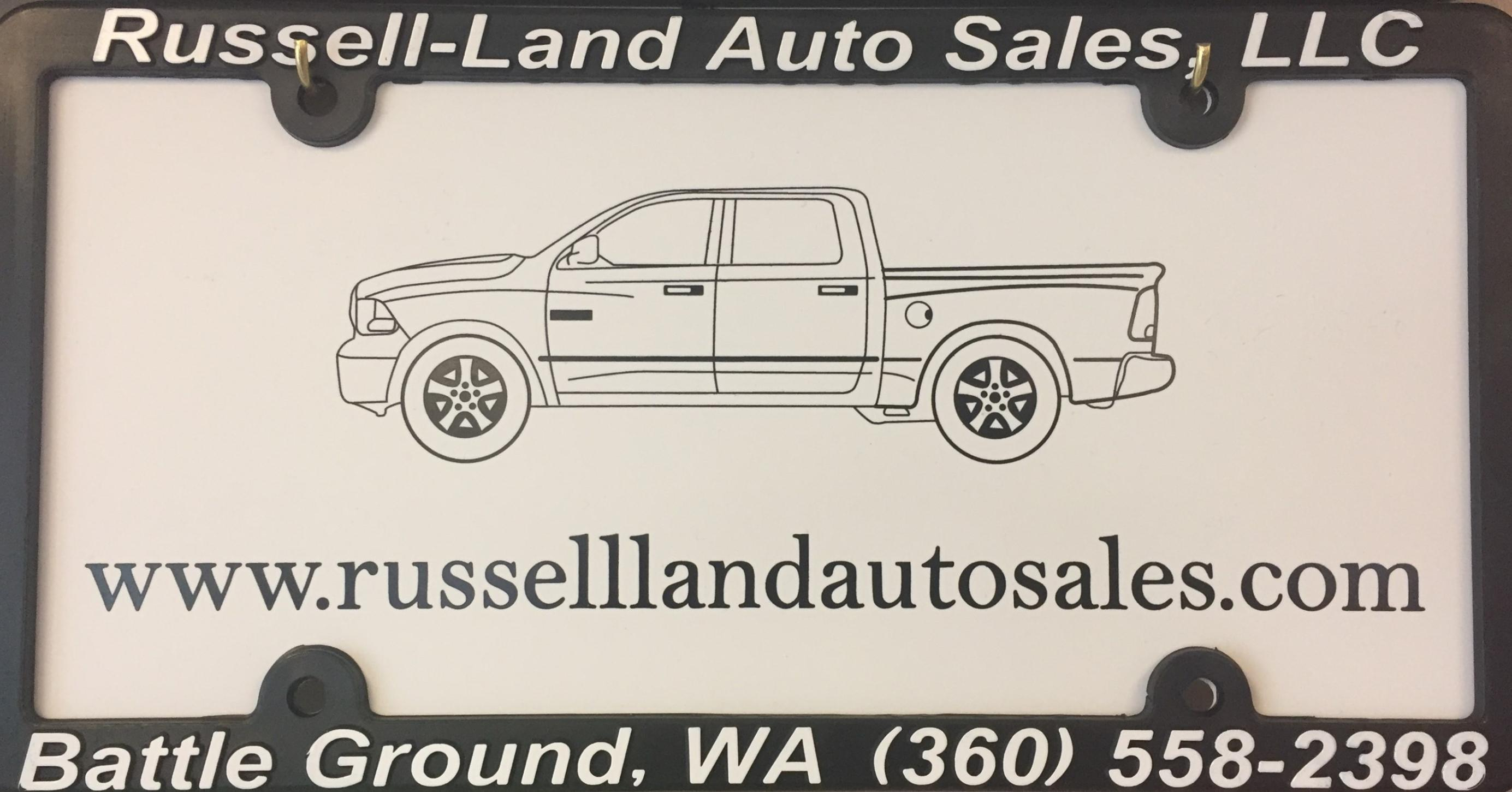 Russell Land Auto Sales