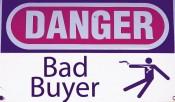 Beware of potential fraudulent buyer!!