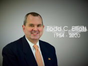 Sad News: Todd C. Elliott Passing