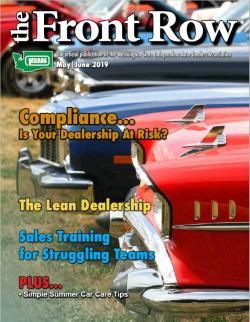 May/June 2019 - Compliance...Is your dealership at risk?