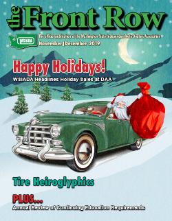 November/December 2019 - Happy Holidays